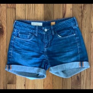 Anthropologie Pilcro Shorts size 26